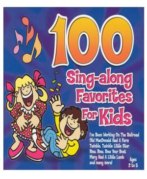 100 song for kids