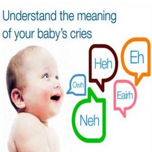 نوزاد من چه می گوید
