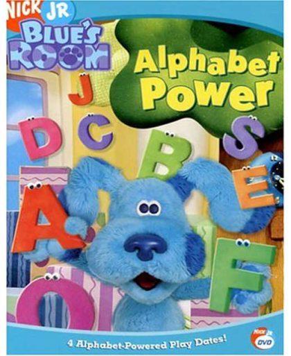 Blue's Room-Alphabet Power