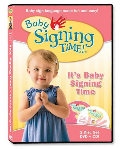 baby signing time vol 1