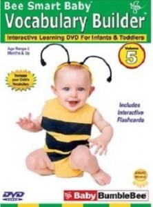 Baby BumbleBee Bee Smart Baby Vocabulary 5