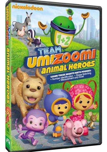 Team Umi Zoomi