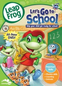 Leapfrog : Let's Go to School