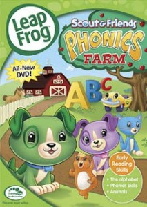 Leapfrog : Scout & Friends: Phonics Farm