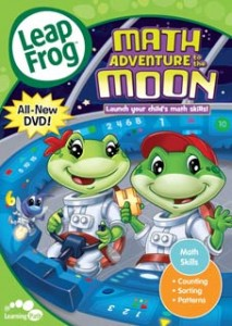 Leapfrog : Math Adventure to the Moon