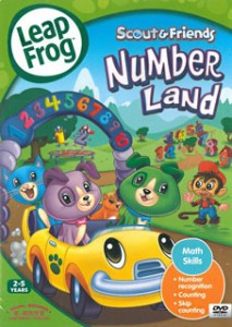 Leapfrog : Scout & Friends: Numberland
