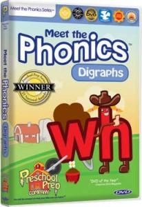 Meet the Phonics - Digraphs