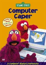 Sesame Street - Computer Capers