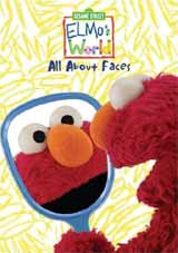 Sesame Street Elmo's World - All About Faces