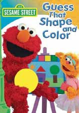 Sesame Street Guess That Shape And Color