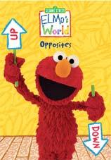 Sesame Street - Elmo's World Opposites