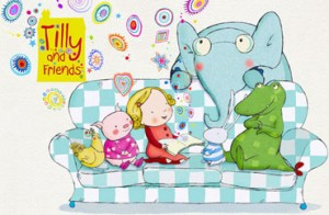 مجموعه Tilly and friends