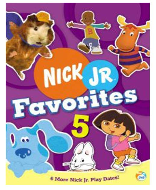 Nick Jr.Favorites Vol 5