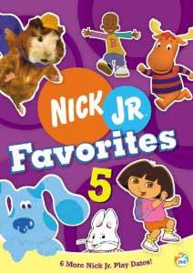 Nick Jr.Favorites Vol 5