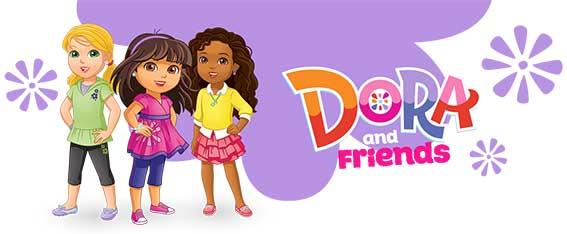 dora-and-friends