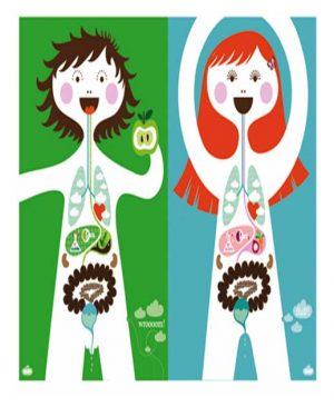 how body work for children