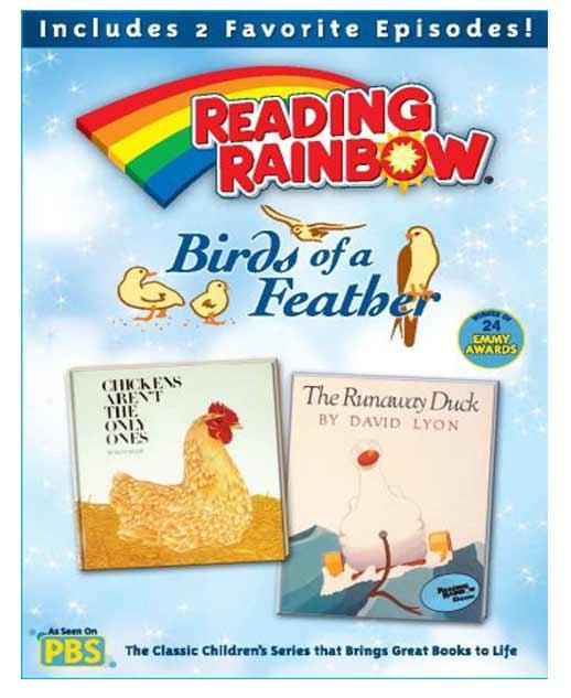 reading rainbow
