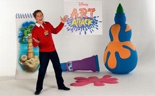 مجموعه Art Attack