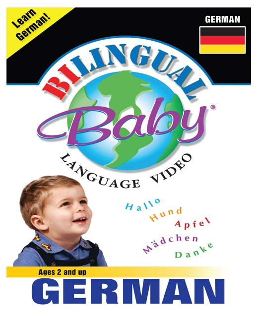 Bilingual Baby German