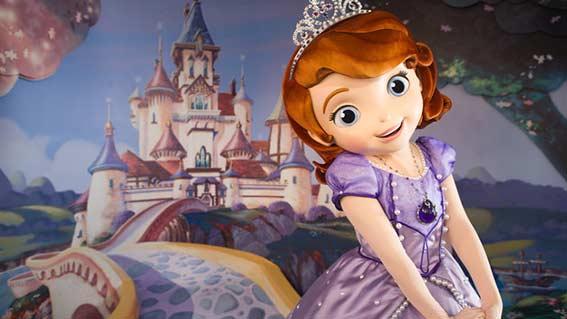 Disney Sofia