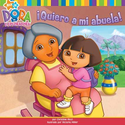 Dora the explorer Spanish