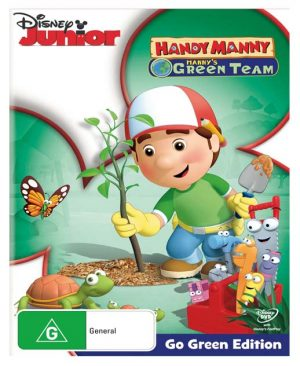 Handy Manny Spanish
