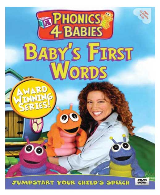 Phonics 4 Babies Babys First Words