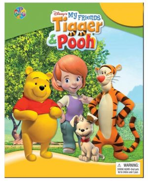 Disney My Friends Tigger & Pooh