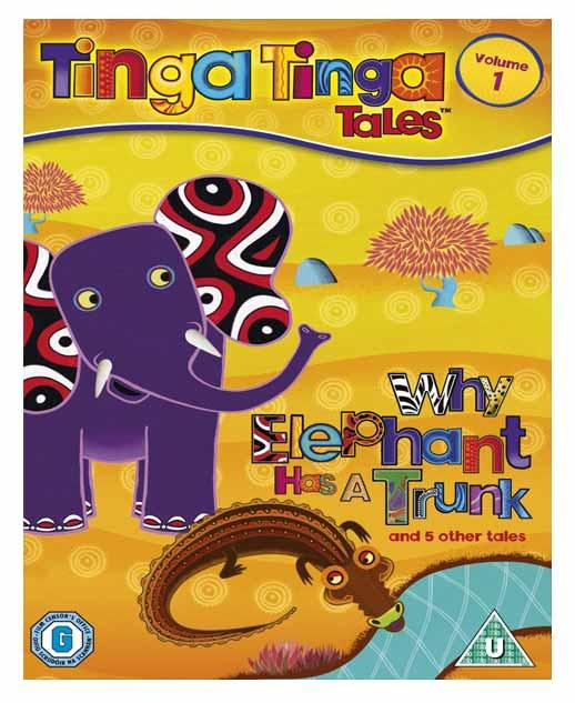 TingaTinga Tales