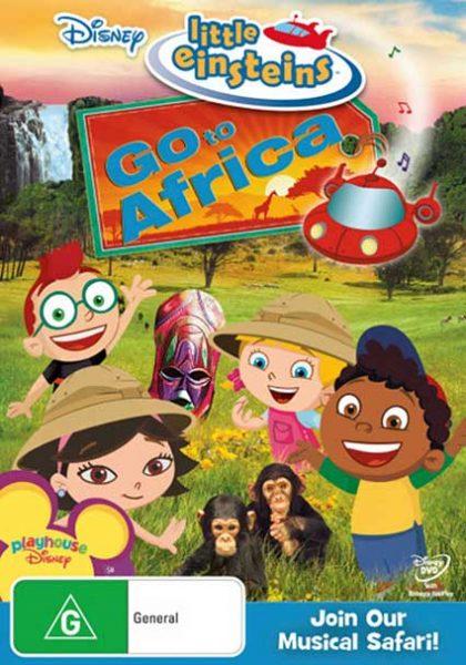 Little Einsteins : GO TO Africa