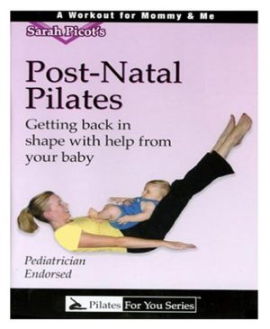پیلاتس بعد بارداری با Sarah Picots