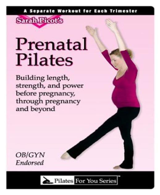 پیلاتس در دوران بارداری