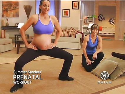 summer sanders prenatal