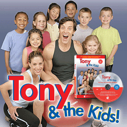 tony and the kids