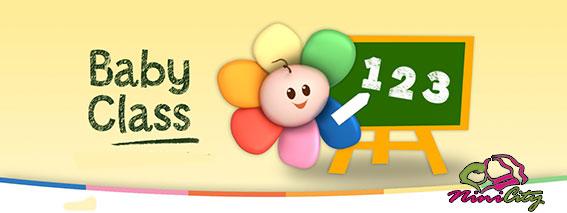 کلاس آنلاین کودک دوزبانه