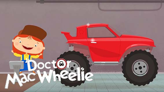 Doctor Mac Wheelie