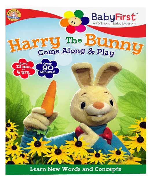 مجموعه عروسکی harry bunny