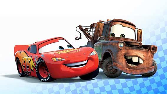 Lightning McQueen Cars