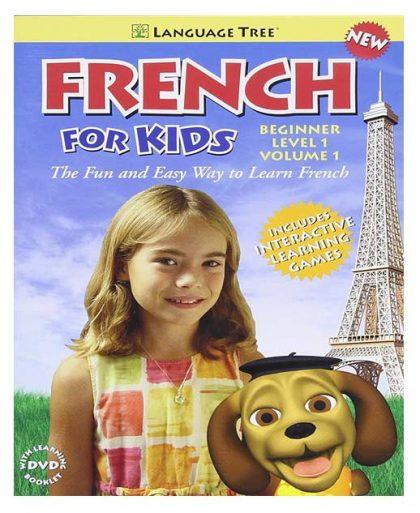 مجموعه آموزش زبان فرانسه french for kids