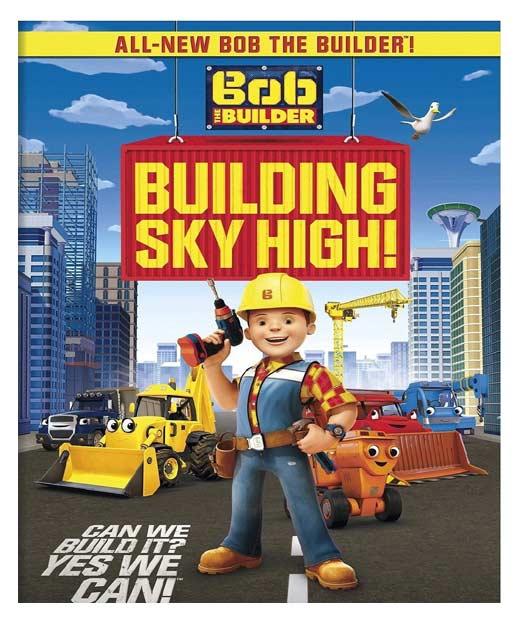 bob the builder building